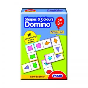 6 – Shapes & Colour Domino