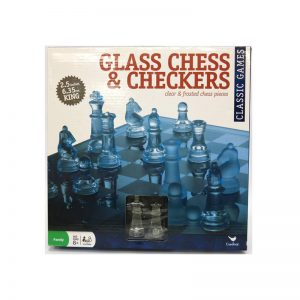 105 – Glass Chess & Checkers
