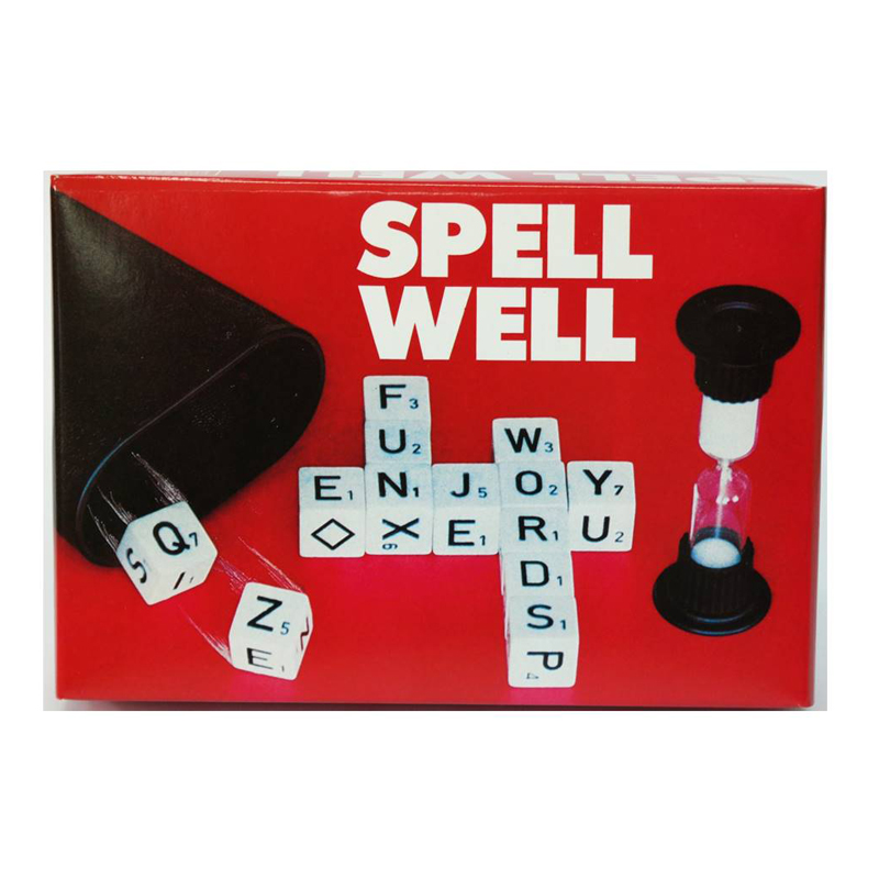 115 – Spell Well