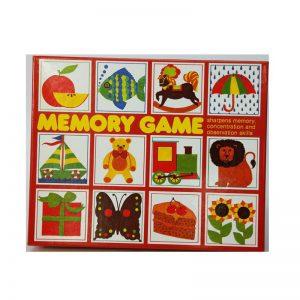 38 – Memory Game