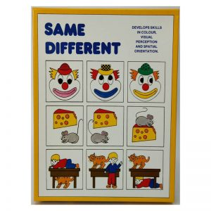 40 – Same Different