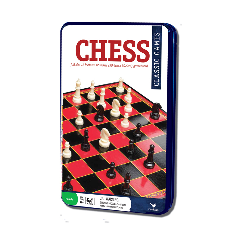 73 – Chess In A Tin