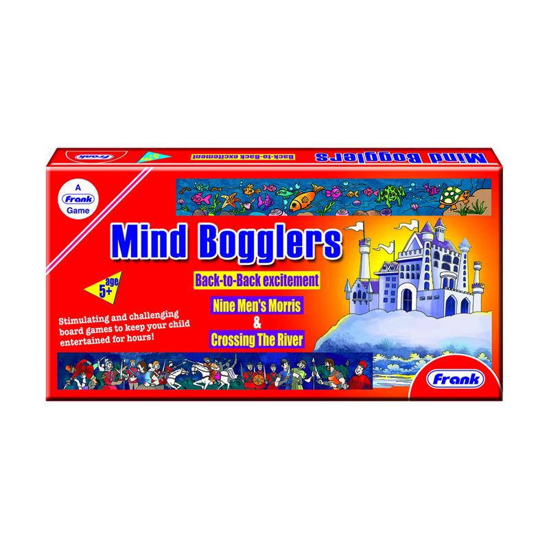 88 – Mind Bogglers