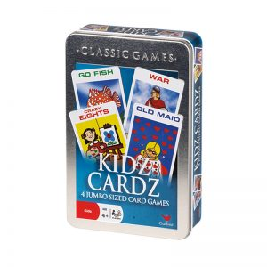 99 – Kidz Cards In Tin