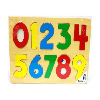 130b – Frame Puzzle Numbers