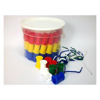205 – Cotton Reels Bucket + Laces