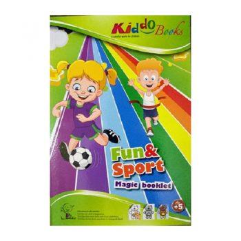 648c – Fun & Sport Magic Booklet