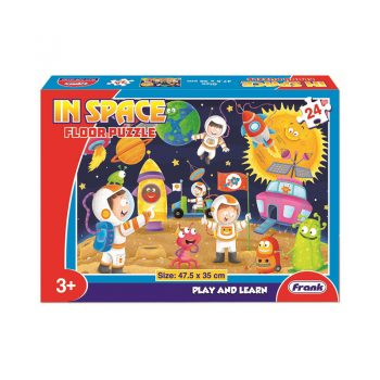 144b – 24pc Floor Puzzle Spacemen