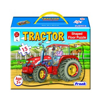 147e – Big 15pc Tractor Floor Puzzle