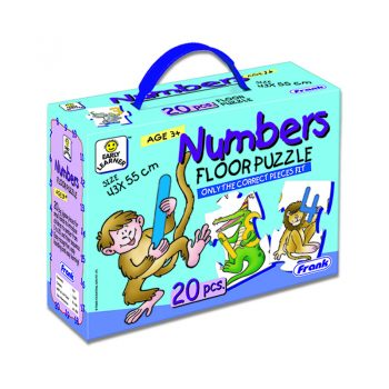 149b – 20pce Number Floor Puzzle