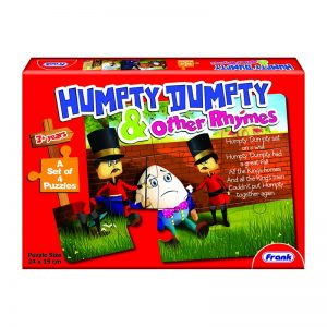 150 – Nursery Rhyme Puzzle 2 Des 4 In A Box 9,12,18,24