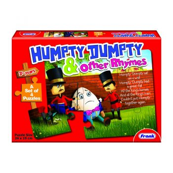 150 – Nursery Rhyme Puzzle 2 Des 4 In A Box 9,12,18,24