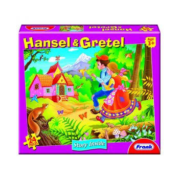 151 – 24 Pce Fairy Tales 9 Designs Hansel & Gretel