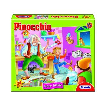 151 – 24 Pce Fairy Tales 9 Designs Pinocchio
