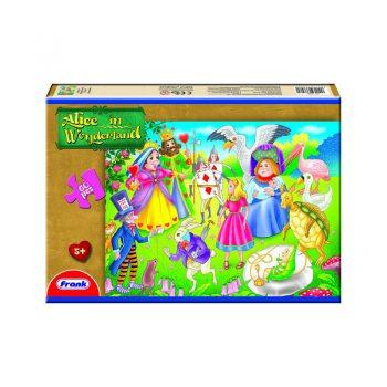 153 – 60pc Puzzle Alice In Wonderland