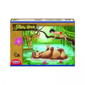 153 – 60pc Puzzle Jungle Book
