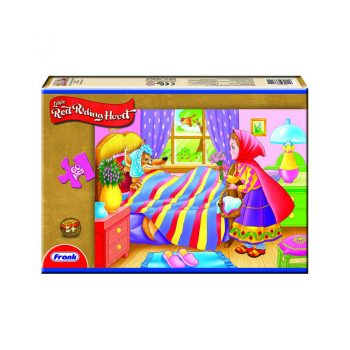 153 – 60pc Puzzle Red Riding Hood