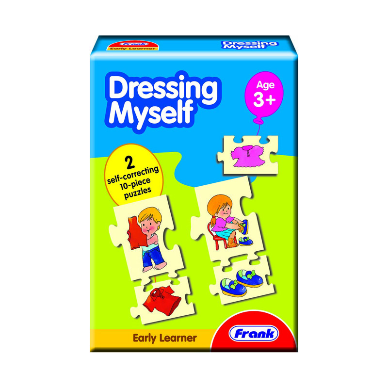 156d – Dressing Myself