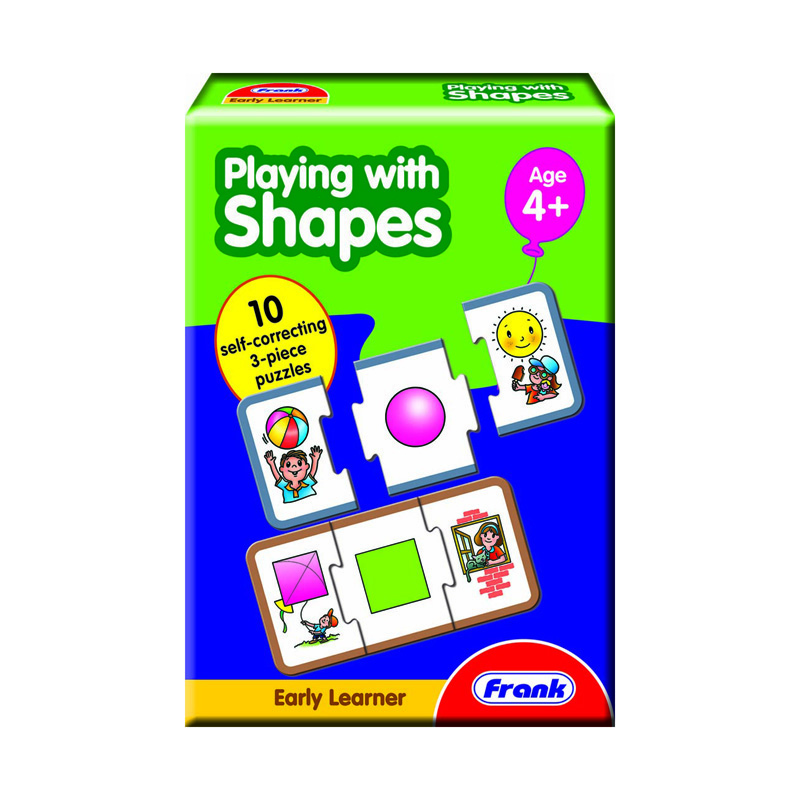 156f – Playing With Shapes
