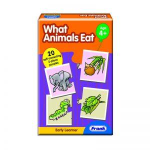 156l – What Animals Eat