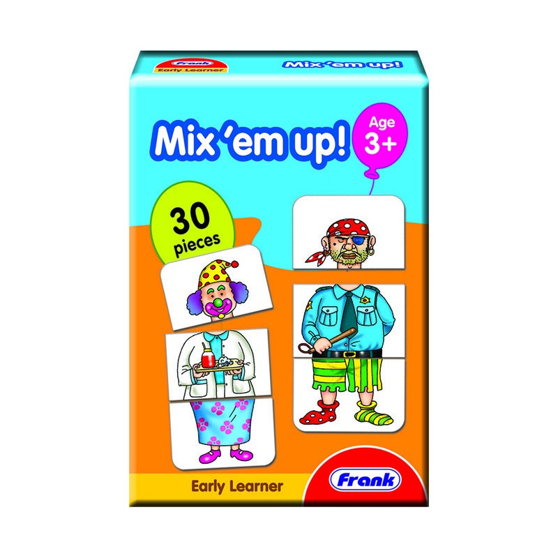 156q – Mix-Em-Up
