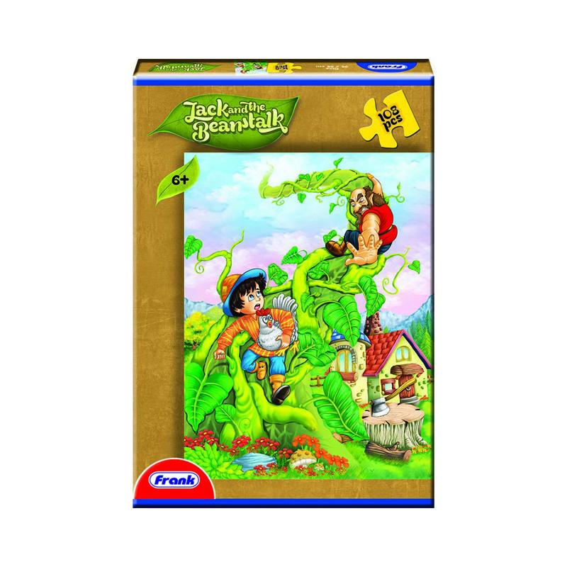 157 – 108pc Puzzle 7 Designs Jack & Beanstalk