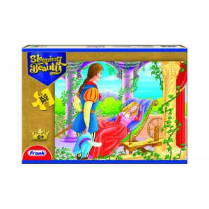 157 – 108pc Puzzle Sleeping Beauty