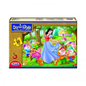 157 – 108pc Puzzle Snow White