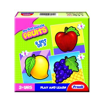 158 – First Puzzle 3 In A Box Fruit