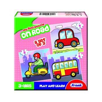 158 – First Puzzle 3 In A Box Road