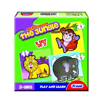 158 – First Puzzle 3 In A Box Jungle