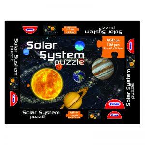 161 – Solar System Puzzle 108pc