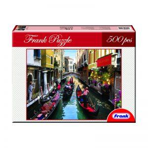 168 – 500pc Frank Puzzle Venice