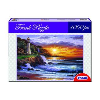 170 – 1000pc Frank Puzzles 10 Des Light House