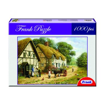 170 – 1000pc Frank Puzzles  10 Des Countryside