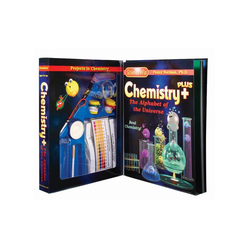 198c – Chemistry Plus Wiz