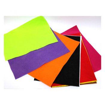 208 – Hobbyfelt Pack Of 10 Colours