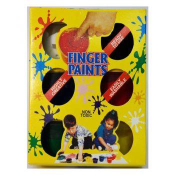 236 – Finger Paints 6 Colours