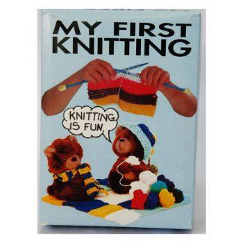 247 – My First Knitting Kit