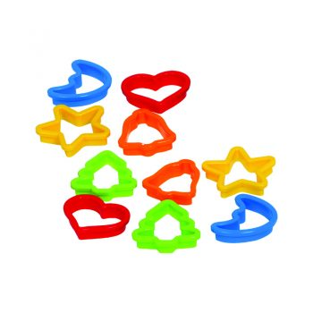 271 – Cookie Cutters 10pac NEON