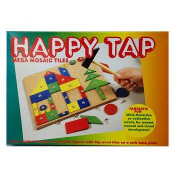 295 – Happy Tap Mega Mosaic Tiles