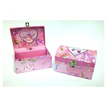 304 – Ballerina Decor Music Box