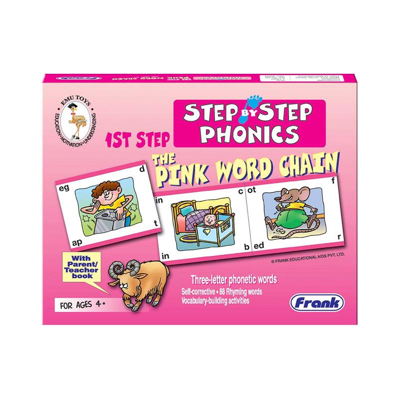 319a – 1st Step By Step Phonics