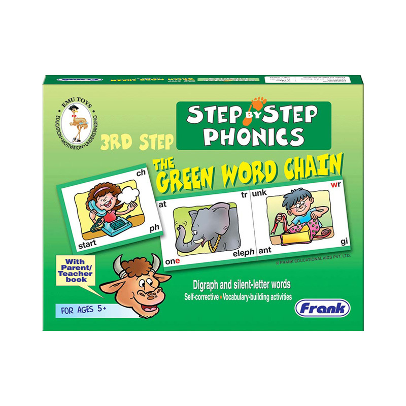319c – 3rd Step By Step Phonics