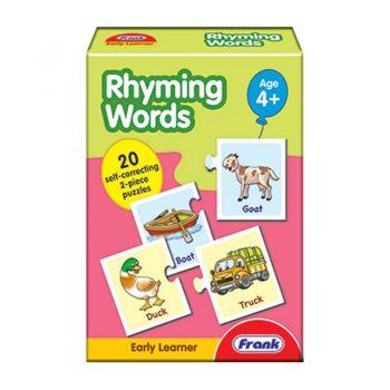 323b – Rhyming Words