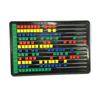 376 – Pupil Slide Abacus #10# Ea