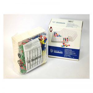 389 – 5 Peg Boards + 1000 Pegs