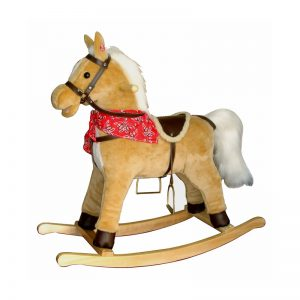 402a – Rocking Horse (tan)