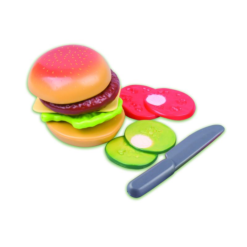 408 – Sliceriffic Hamburger