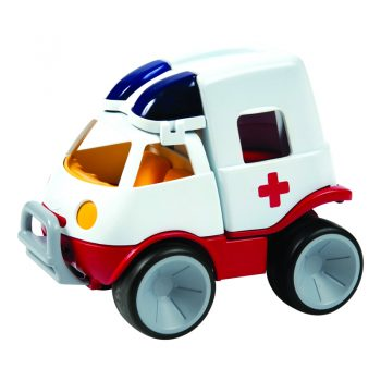 456 – Gowi Ambulance Baby – Sized